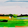 White Barn/Tidal River Collage